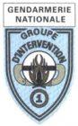 Insigne du GIGN en 1974
