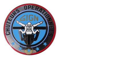Brevet des Chuteurs opérationnels du GIGN
