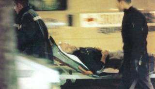 Gendarme du GIGN blessé