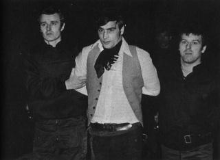 Intervention GIGN à Brix 1977