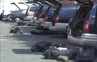 Section opérationnelle Chevrolets