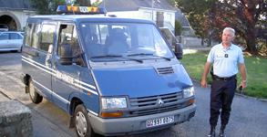 La Gendarmerie départementale