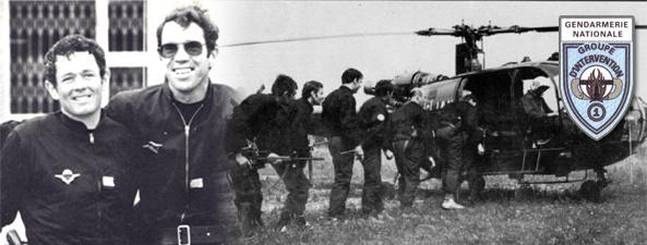 GIGN : historique du Groupe (1974-1982)