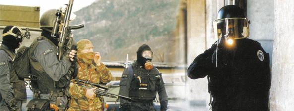 GIGN : Le Groupe mitraillé (Presse)