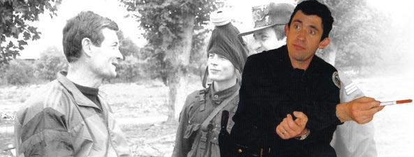 GIGN : Interview du Commandant CHESNEAU (1990)