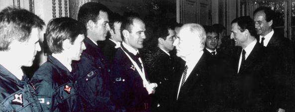 Missions : l'assaut de Marignane (12/1994)