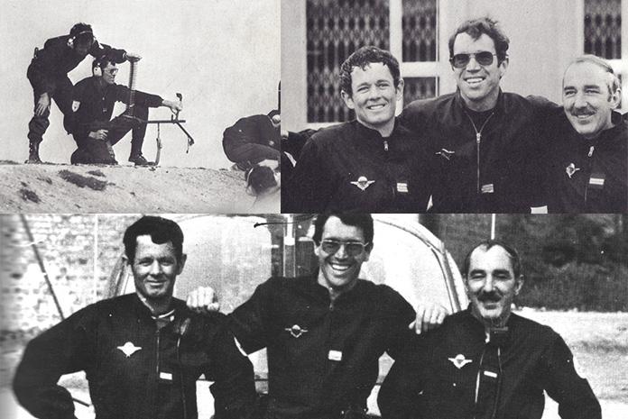 GIGN : Les 3 mousquetaires, Prouteau, Barril et Lepouzé (1982)