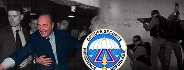 Les gendarmes de la Force Sécurité Protection du GIGN (ex GSPR) réintègrent la sécurité présidentielle (2012)