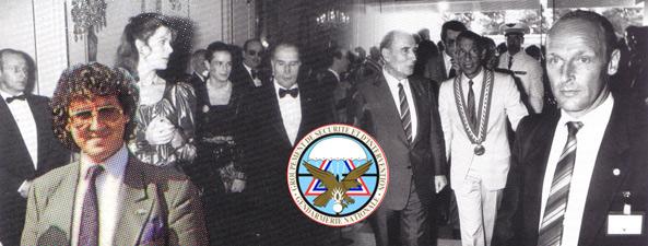 GSIGN : Interview du Lieutenant Colonel LE CARO (1990)