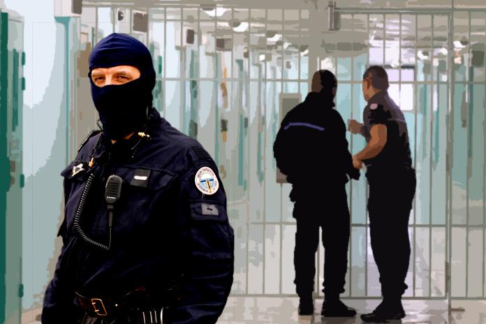Le GIGN en milieu carcéral (2005)