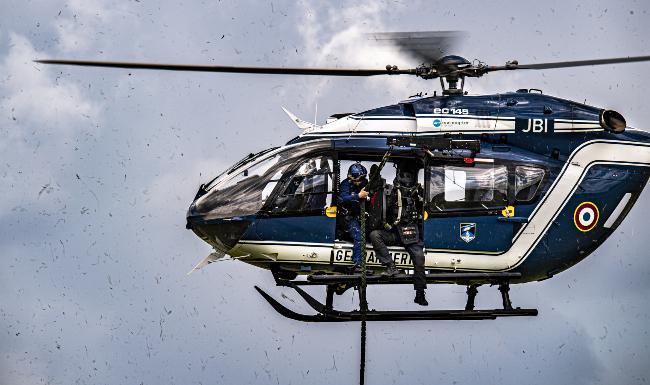 1.300 heures de vol en moins pour les hélicoptères de la Gendarmerie en 2020 [L'Essor]