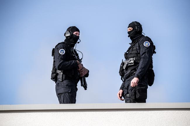 La gendarmerie réfléchit à une évolution du GIGN (2018)
