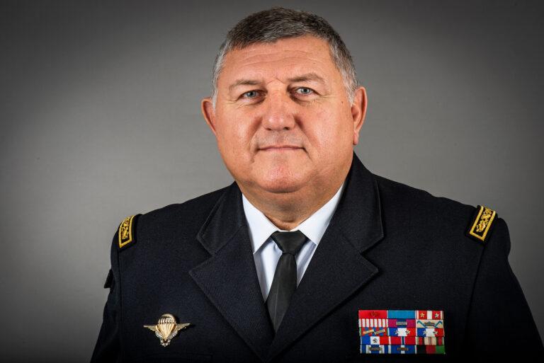 Interview d'Olivier KIM, Commandant des Réserves et Secrétaire Général de la Réserve Citoyenne – Gendarmerie nationale